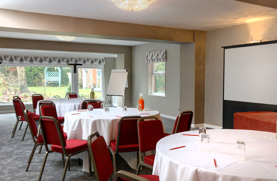 Nidderdale suite| Function Room | Dower House Hotel