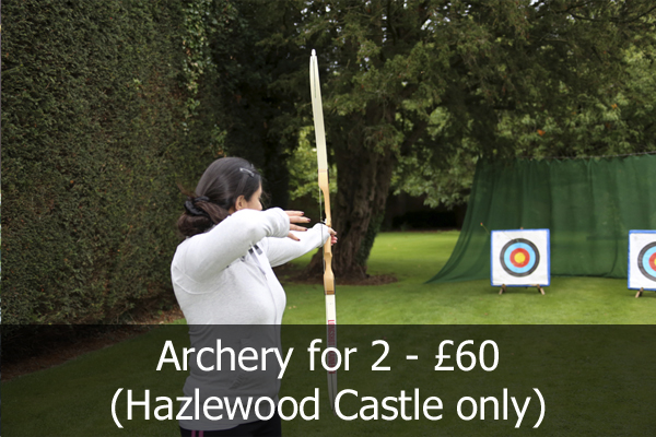 Archery for 2