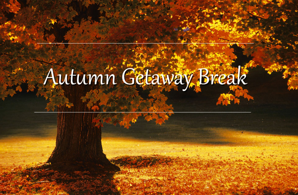 Autumn Getaway at Dower House & Spa