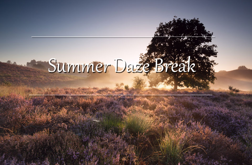 Summer Breaks at Dower House & Spa