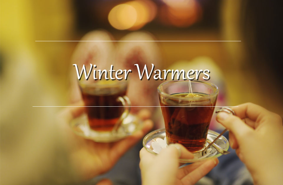 Winter Warmers at Dower House & Spa