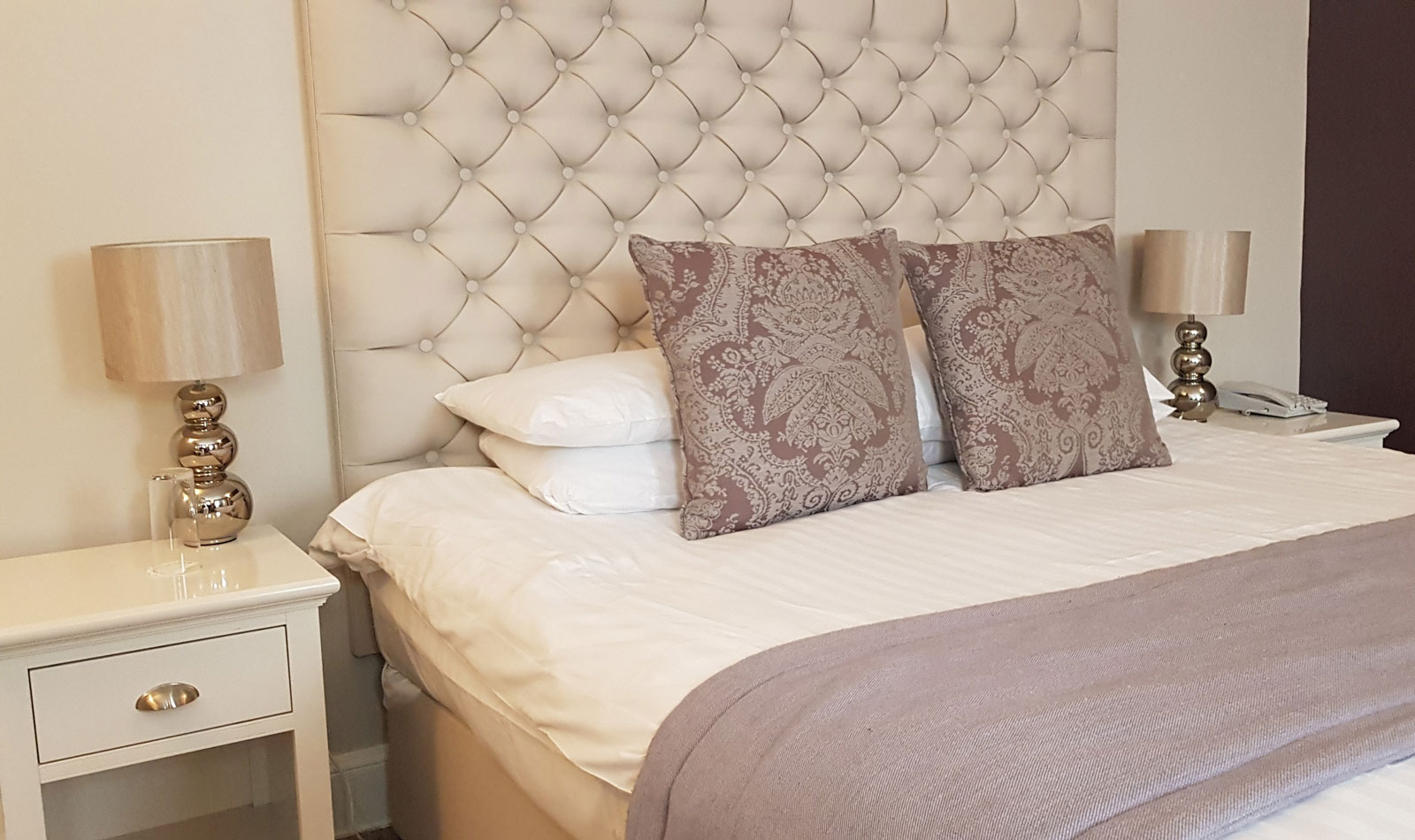 Bridal Suite, Dower House, Knaresborough